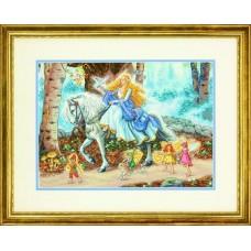 Набор для вышивания 35319 Fairytale (Сказка)
