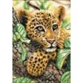 Dimensions 65118 Leopard Cub (Молодой леопард)