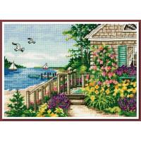 Dimensions 65145 Bayside Cottage (Домик у моря)