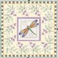 Dimensions 72889 Dragonfly Dreams (Мечтательная стрекоза)