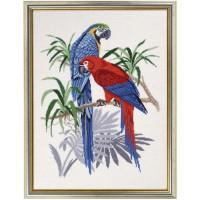 Eva Rosenstand 12-765 Голубые Ара (Blue macaws)