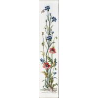 Eva Rosenstand 13-032 Васильки и маки (Cornflower & Poppy)