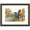 Eva Rosenstand 14-147 Зимородки (Kingfishers)