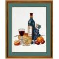 Eva Rosenstand 14-158                    Сыр и красное вино (Cheese and redwine)