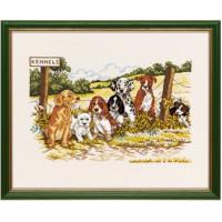 Eva Rosenstand 14-224 Щенки из собачьего питомника (Kennels)