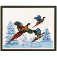 Eva Rosenstand 14-285 Фазаны (Pheasants)