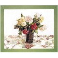 Fujico 1607 Rose and Raspberry (Розы и ежевика)