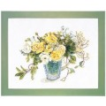 Fujico 1609 Yellow Roses (Желтые розы)