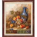 Гобелен Классик 1001 Натюрморт-голубая ваза