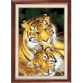 Гобелен Классик 1112 Тигры