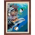 Гобелен Классик 1131 Морская жизнь