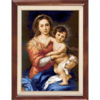 Гобелен Классик 123 Мадонна с младенцем