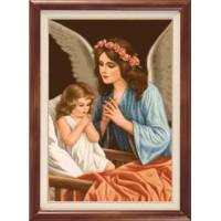 Гобелен Классик 709 Ангел молитвы