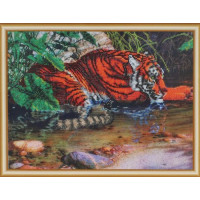 Hobby&Pro БН-3077 Тигр в воде