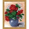 Hobby&Pro А610 Букет в синей вазе