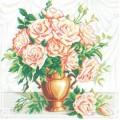 Искусница 040БМ Букет нежных роз