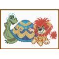Искусница 104 Львенок и черепаха