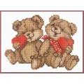 Искусница 245 Два медвежонка
