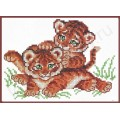 Искусница 246 Братишки-тигрята