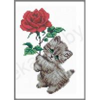Искусница 261 Роза для любимой