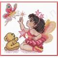 Искусница 262 Девочка и фея
