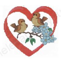 Искусница 292 Весенние пташки