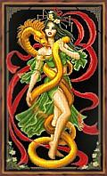 Искусница 4003 Принцесса и золотой змей