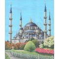 Искусница 4005 Голубая мечеть. Стамбул