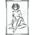 Искусница 483 Графика (Девушка)