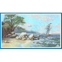 Искусница 487 Морской берег