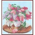 Искусница 535 Сирень в вазе