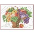 Искусница 545 Корзина с фруктами