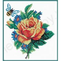 Искусница 547 Жёлтая роза