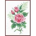 Искусница 552 Розовый букет