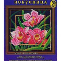 Искусница 566 Цветок. Орхидея
