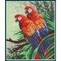 Искусница 613 Попугаи
