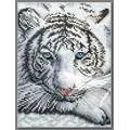 Искусница 615 Белый тигр