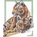 Искусница 630 Два тигренка