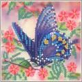 Искусница ББ-008 Бабочка синяя