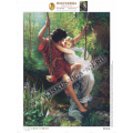 Искусница ББ-422 Весна- по мотивам картины Пьера Огюста Кота