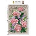 Искусница БЛ-075 Персиковые розы