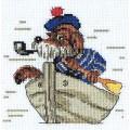 Кларт 6-069 Пёс морячок