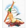 Кларт 7-102                     Лыжница