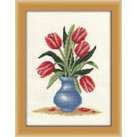 Кларт 8-033 Букет тюльпанов