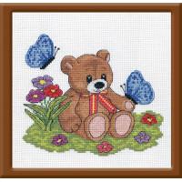 Кларт 8-046 Плюшевый медвежонок