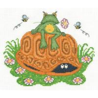 Кларт 8-072 Лягушонок и черепаха