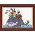 Кларт 8-107 Рыба-кит