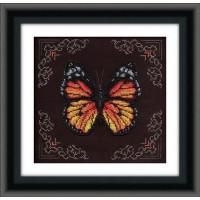 Кларт 8-113 Рыжая бабочка