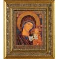 Кроше (Радуга бисера) В-148 Казанская богородица