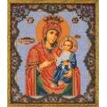 Кроше (Радуга бисера) В-162                     Иверская Богородица